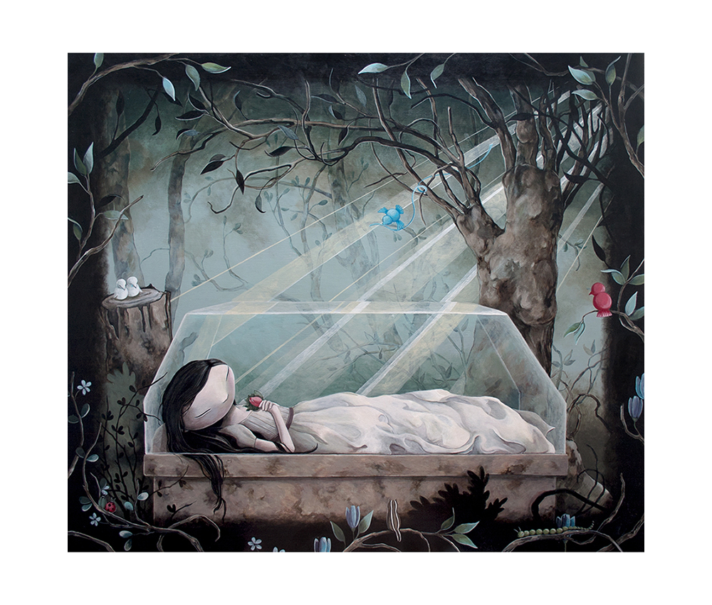 Our Lady Sleeps - Emma Overman