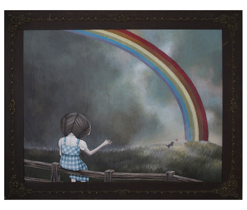 Over the Rainbow - Emma Overman
